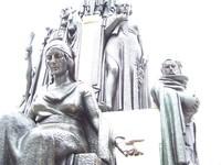 White Statues