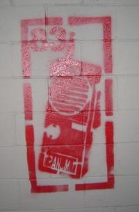 A Stencil
