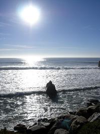 Santa Cruz coastline 2