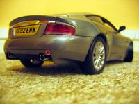 Aston Martin Toy Car