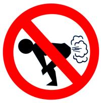 Fart Forbidden Zone