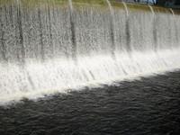 Dam & waterfall 3