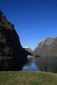 Fiord landscape