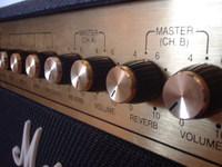 Marshall JCM 900 Knobs