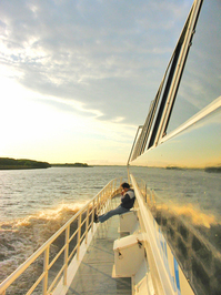 sail alone