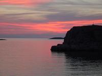 Sunset on the Northern Sea (Vastra Gotaland)