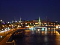 Kremlin @ night (Moscow)