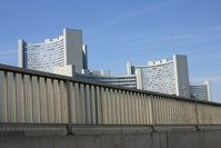 uno-city in vienna