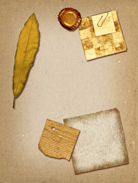 Cardboard Collage 4