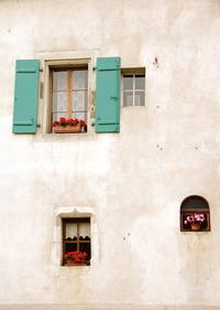Village windows