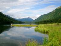 Lower Russian Lake, Alaska