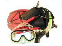 Snorkel mask set 2