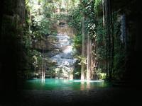 Cenote of the Yukatan
