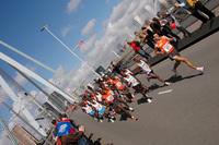 Rotterdam Marathon 2006 1