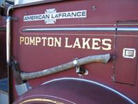 Fire Truck (Detail)