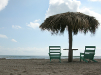 Rest in Beach
