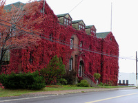 Trenton Steelworks Office, Tre