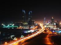 Bahrain Night Sky