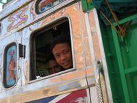 Nepali truckdriver