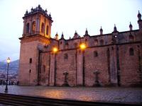 catedral em cuzco
