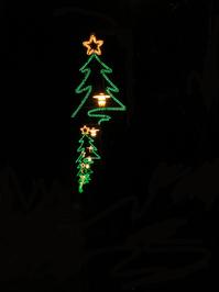 christmas-tree neon