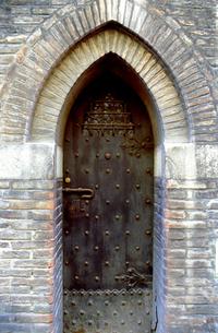 Renaissance door