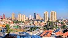 Sao Paulo Cityscape HDR