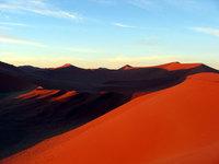 Sunrise dunes
