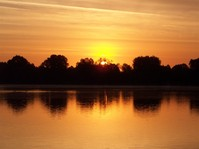 Far Fen sunset