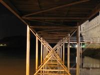 Belem tower overpass