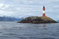 Lighthouse in Tierra del Fuego