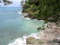 a litle beach