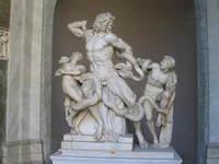 Rome - Vatican Museum - Laocoo