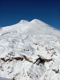 Elbrus,Peak,Mountain