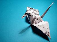 Origami Bird 1