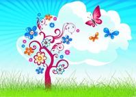 Joyful spring/summer photo files