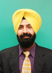 Sardar - Indian Businessman