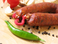 Chorizo (Spanish sausage)