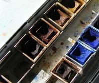 water colour pans 13