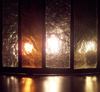 Glass in light 1