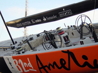 Sailingboat - 32:nd America's