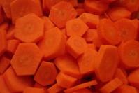 Fresh carrots 2