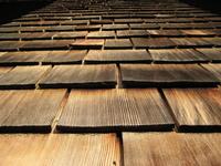 Wooden Shingle Siding