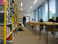 university's library 4