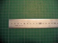 Metal ruler 2