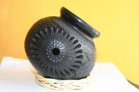 Crafts Black clay Oaxaca