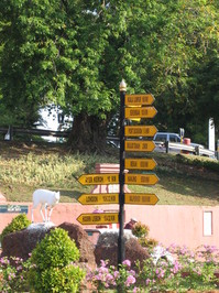 Melaka Town Heritage Trail Sig