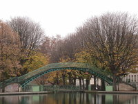 Bridge over Canal St Martin