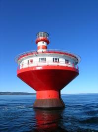 Lighthouse on Saguenay