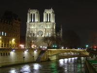 Notre Dame in Paris 1